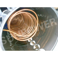 Copper Coil Solar Water Heater (CE&SOLAR KEY MARK &SABS)